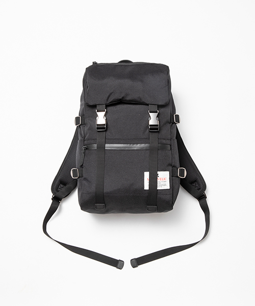 【WEB限定】DOUBLE BELT LIMITED DAY PACK