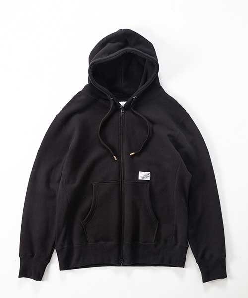 【SALE】WATER PROOF ZIP HOODIE