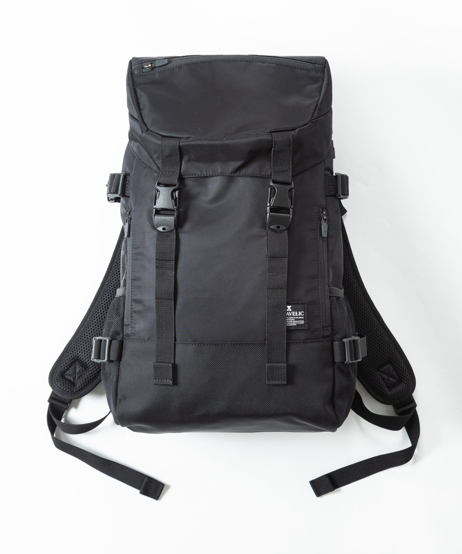 DOUBLE BELT PMD REMIX DAYPACK/リュック