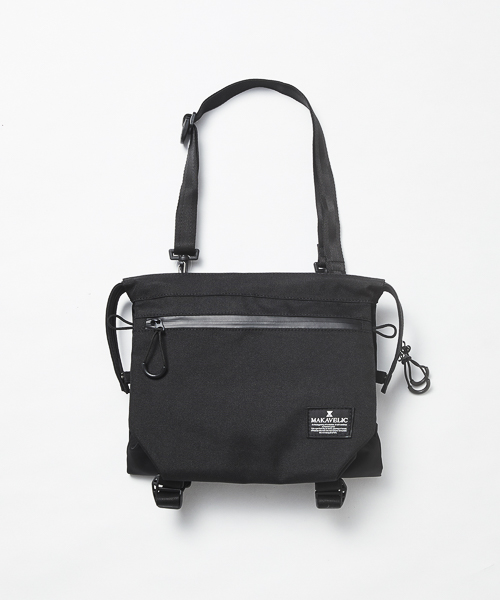 CHASE TRANSFORM SHOULDER BAG / ショルダーバック