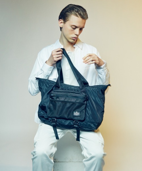 PACKABLE TOTE / パッカブル トート 3WAY