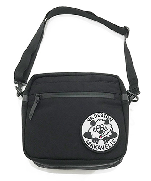 MAKAVELIC X VERDY POUCH BAG