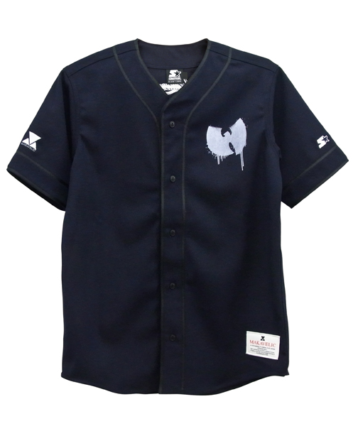 【SALE】WU-TANG CLAN LIMITED EDITION NAVY