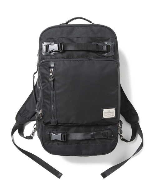 【SALE】SUPERIORITY 3WAY BACKPACK