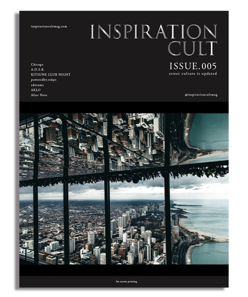 INSPIRATION CULT MAGAZINE issue005