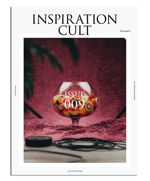 INSPIRATION CULT MAGAZINE issue009