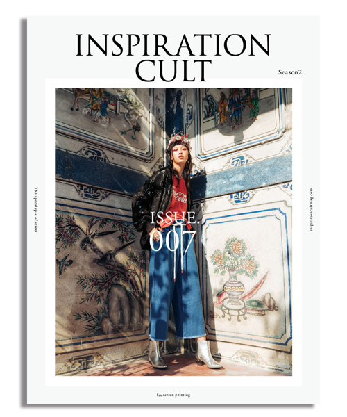 INSPIRATION CULT MAGAZINE issue007