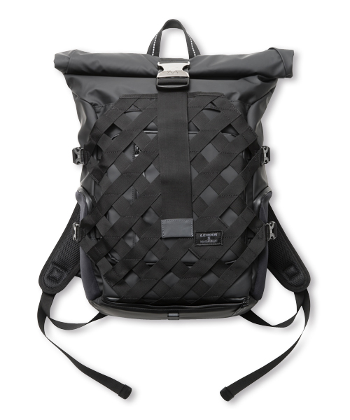 FEARLESS ROLLTOP BACKPACK