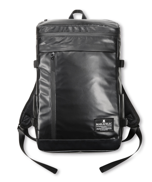 【SALE】RECTANGLE DAYPACK BLACK EDITION