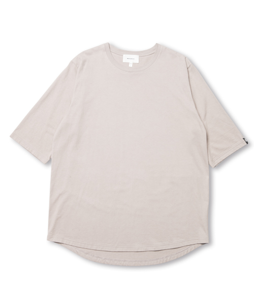 STANDARD CURVE THREE QUARTER SLEEVE BEIGE