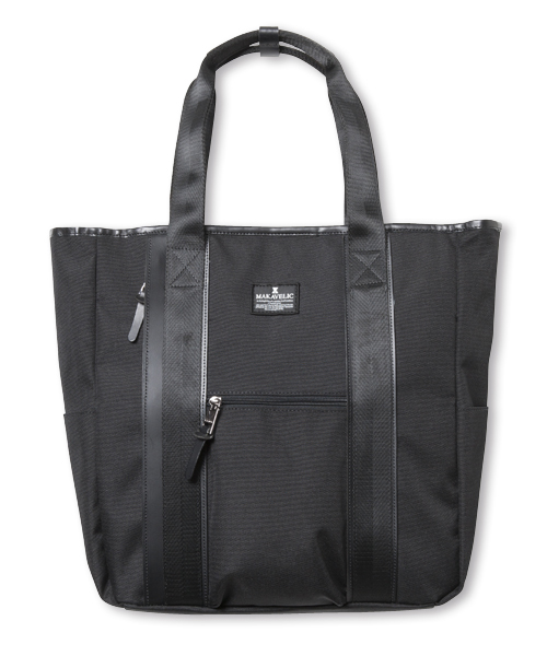 【SALE】DOUBLE LINE TOTEBAG