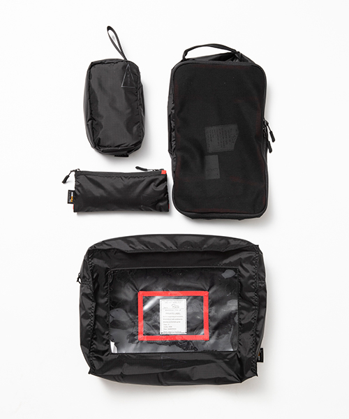 TRAVEL 4p POUCH SET