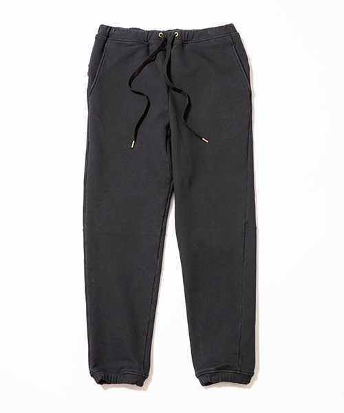 【SALE】LUMINOUS LONG ZIP SWEAT PANTS