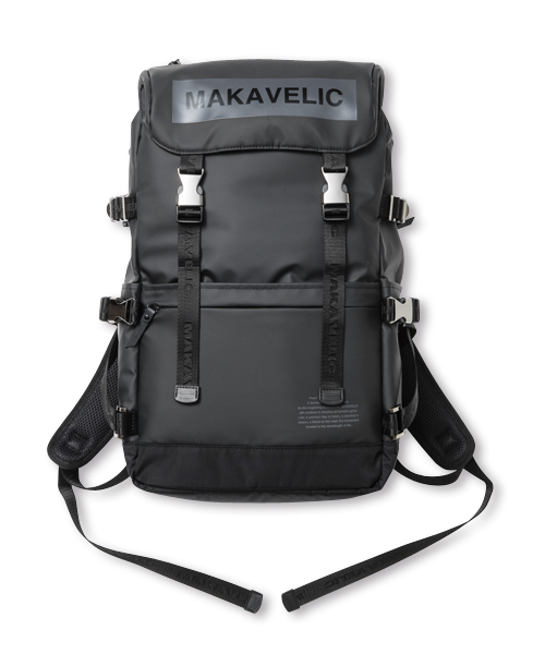 BOX-LOGO COVERD BACKPACK