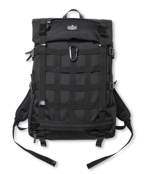MESHWORK BACKPACK
