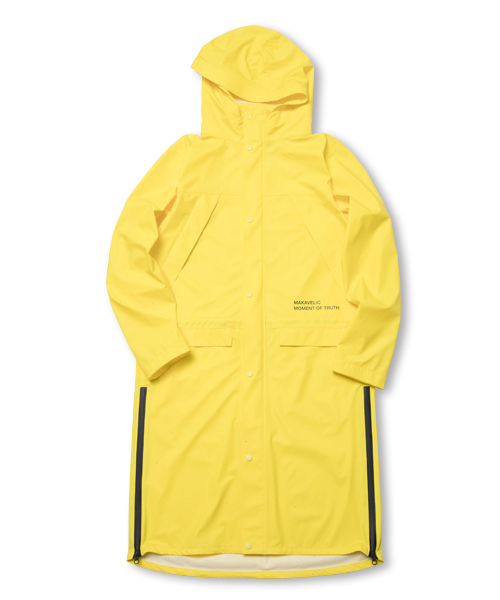 【SALE】MOT LONG RAIN COAT