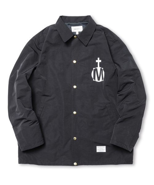 【SALE】M LOGO COATH JKT