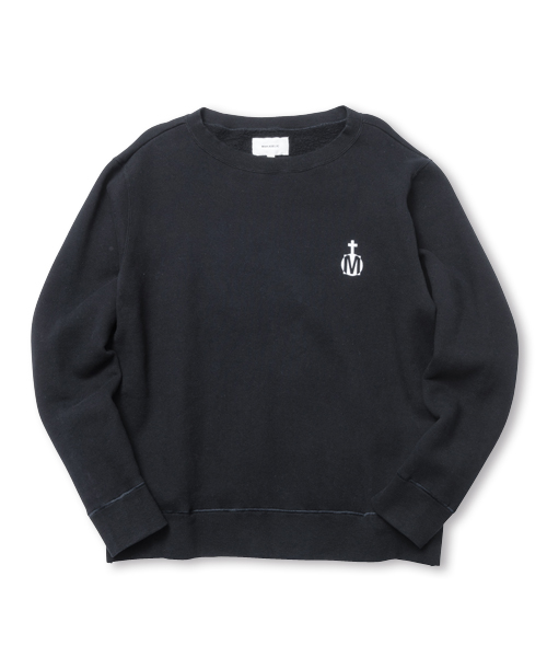 【SALE】M LOGO CREW NECK SWEAT SHIRTS