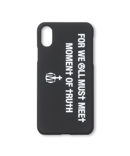 M LOGO I PHONE X CASE