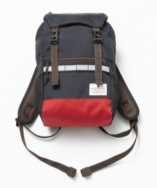 DOUBLE BELT KIDS MIX DAYPACK