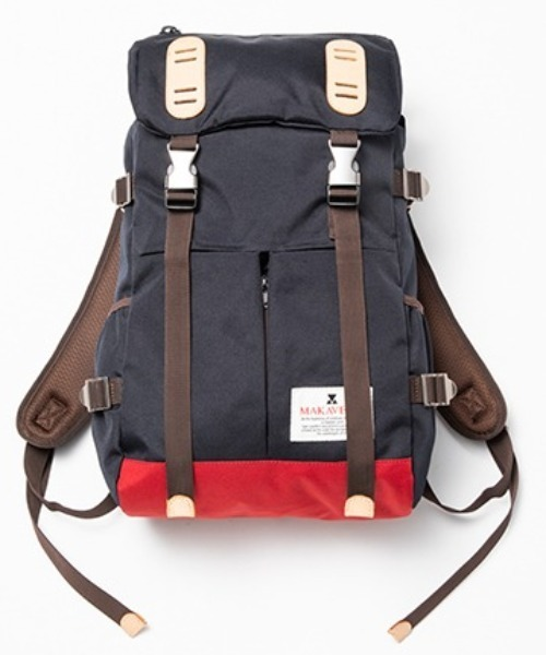 DOUBLE BELT PMD MIX DAYPACK / デイパック/リュック