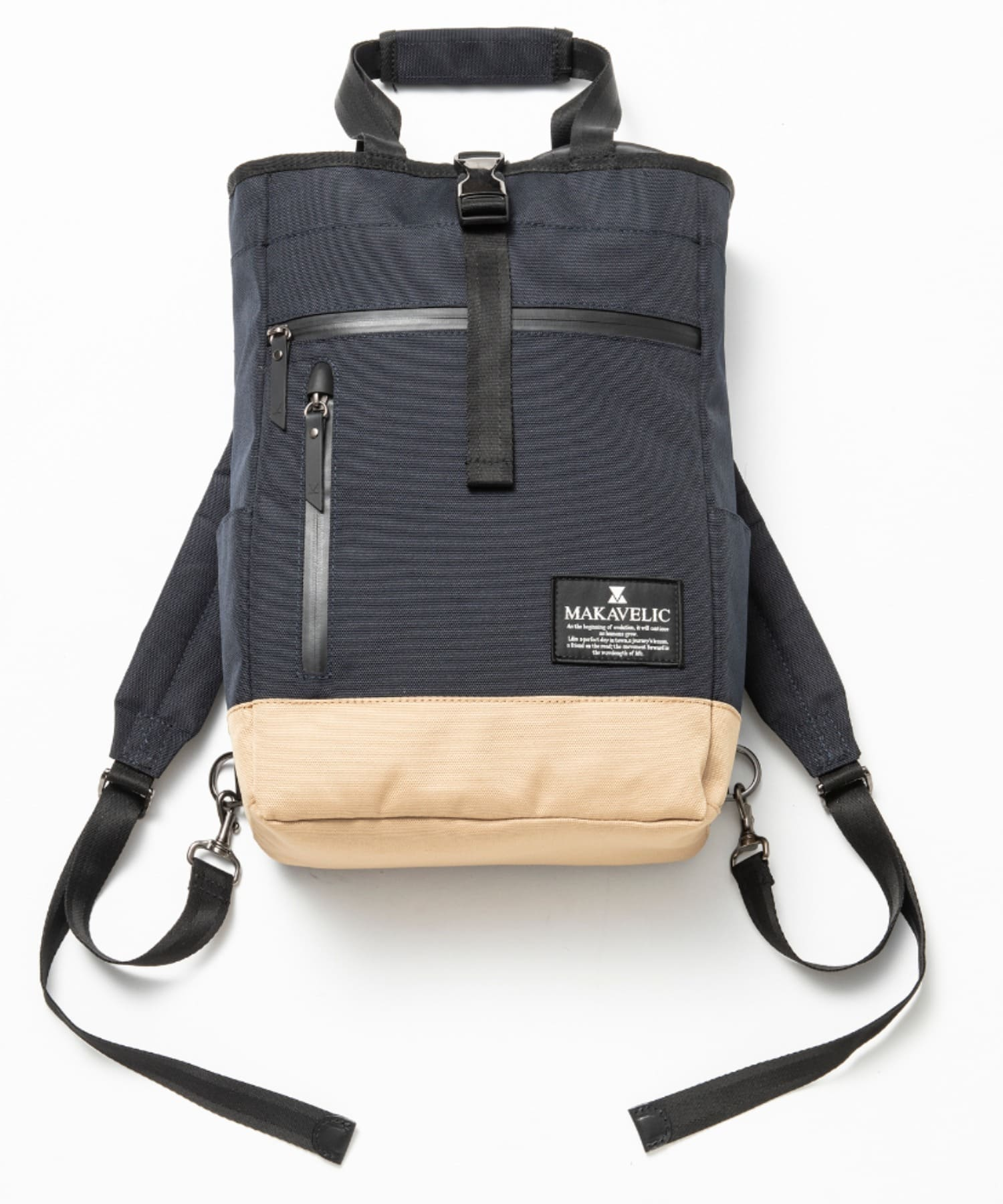 SQUARE TOTE RUCKSACK /トート/リュックサック