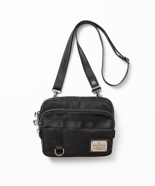 THE ACT POUCH SHOULDER