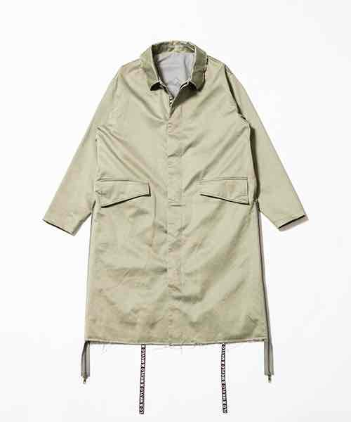 【SALE】CARRY ON MILITARY COAT