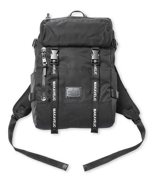 DOUBLE BELT DAYPACK PLANETA